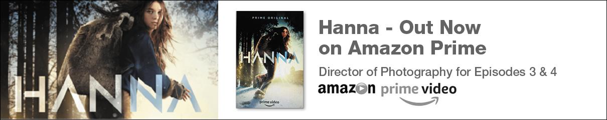 Hanna' promo